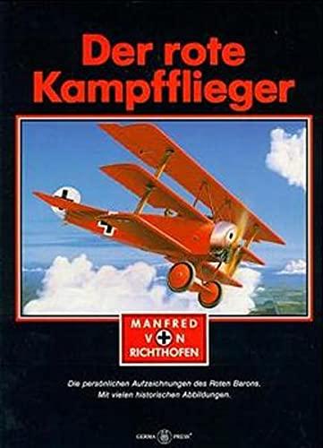 9783924865191: Der rote Kampfflieger