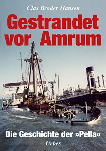 9783924896447: Gestrandet vor Amrum: Die Geschichte der