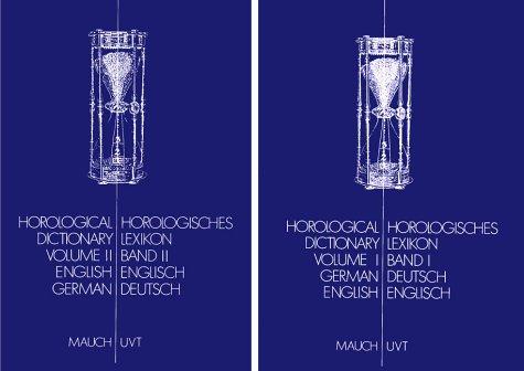 Horologisches Lexikon (German Edition) (3924898006) by Christof Mauch