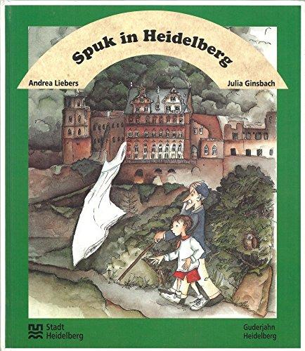 Spuk in Heidelberg - Andrea,Ginsbach, Julia Liebers