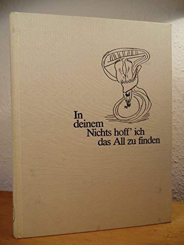 9783924987008: Illustrationen zu Faust II: Federzeichnungen, Bleistiftskizzen (German Edition)