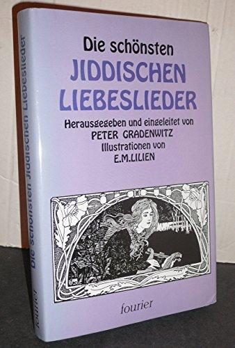 Die Schonsten Jiddischen Liebeslieder: Peter Gradenwitz, Peter Vernon
