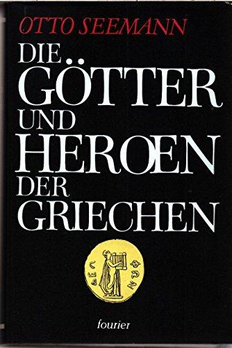 9783925037320: Die Götter und Heroen der Griechen