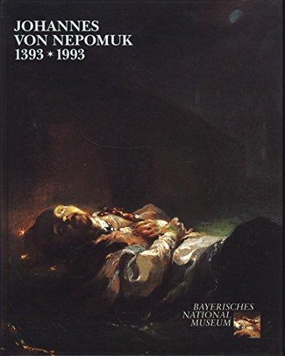 9783925058271: Johannes von Nepomuk, 1393-1993
