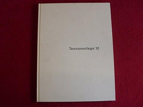 Taunusanlage 12.: Leitner, Bernhard, Manfred