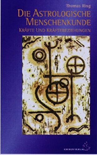 9783925100710: Astrologische Menschenkunde Bd. 1-3