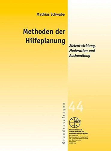9783925146596: Methoden der Hilfeplanung, m. CD-ROM
