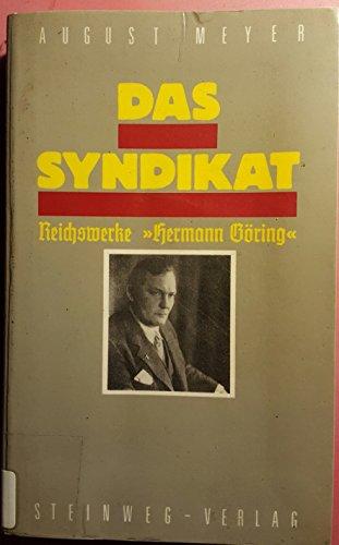 """9783925151187: Das Syndikat. Reichswerke """"Hermann Göring"""""""