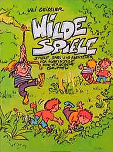 9783925169809: Wilde Spiele.