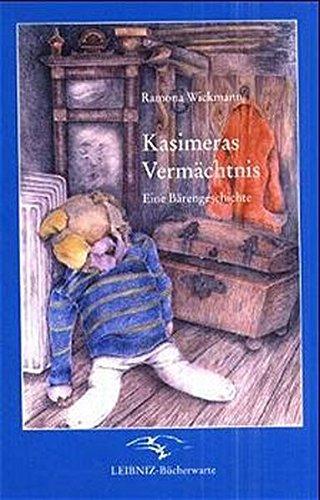 9783925237102: Kasimeras Vermächtnis