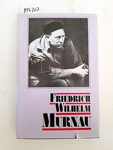 9783925274305: Friedrich Wilhelm Murnau (German Edition)