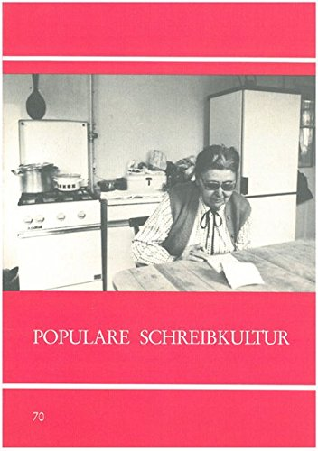 POPULARE SCHREIBKULTUR. Texte u. Analysen. Student. Projektgruppe: