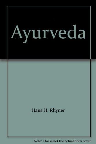 9783925342608: Ayurveda