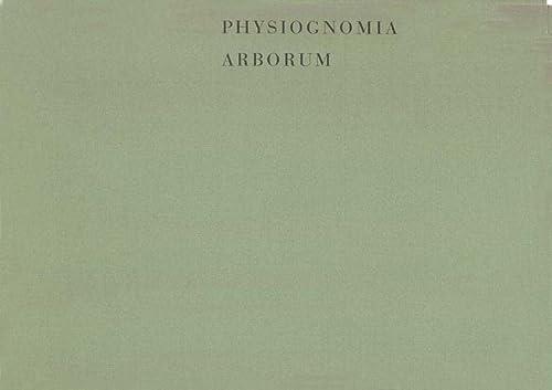 9783925347078: Physiognomia arborum