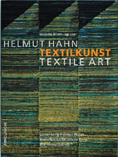 9783925369353: Helmut Hahn: Textile Art