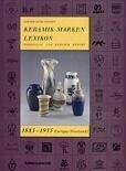 Keramik-Markenlexikon. Porzellan und Keramik Report 1885-1935. Europa: Dieter Zuehlsdorff