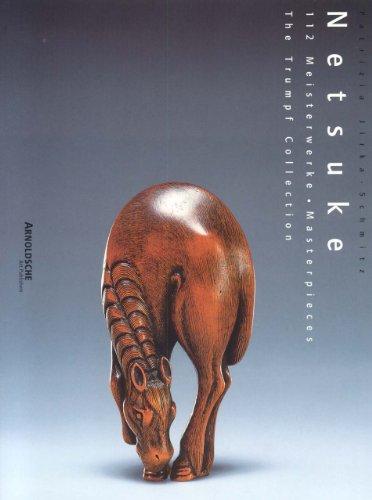 Netsuke 112 Masterpieces, The Trumpf Collection: Jirka-Schmitz, Partizia