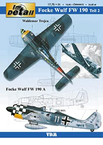 Im Detail Focke Wulf FW 190 -: Trojca, Waldemar
