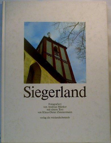 9783925498381: Siegerland