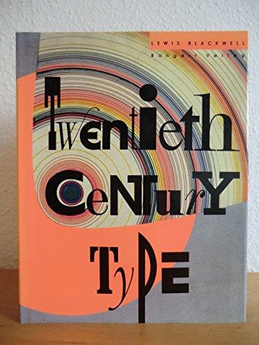 9783925560613: Twentieth Century Type