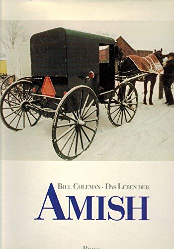 Amish (9783925835179) by Bill Coleman