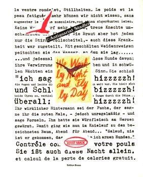 Horst Haack: Chronographie Terrestre (Work in Progress): Haack, Horst] Galerie