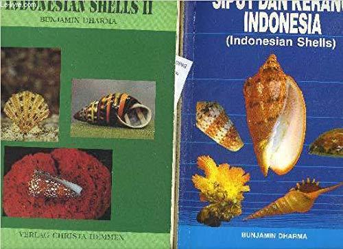 INDONESIAN SHELLS II - SIPUT DAN KERANG: Bunjamin Dharma
