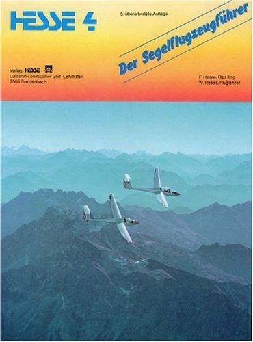 9783925944291: Der Segelflugzeugführer