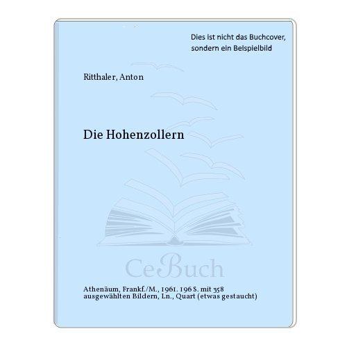 9783925952227: Die Hohenzollern