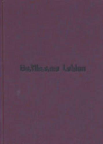 Guillaume Leblon (9783925974656) by Luca Cerizza; Kathleen Rahn; Jan Verwoert