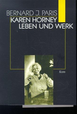 9783926023605: Karen Horney. Leben und Werk