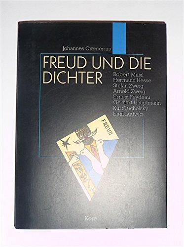 9783926023674: Freud und die Dichter