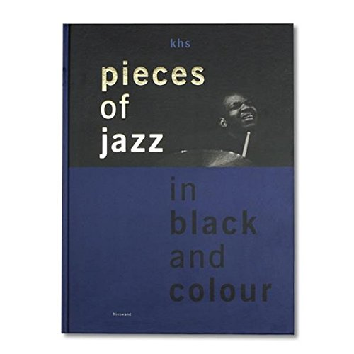 9783926048929: Pieces of Jazz in Black and Colour