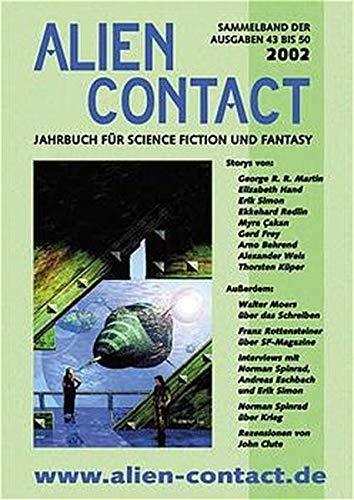 9783926126221: Alien Contact Jahrbuch 2002