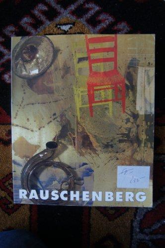 9783926154224: Robert Rauschenberg