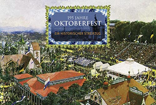 9783926163394: 195 Jahre Oktoberfest