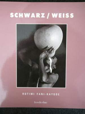 9783926184153: Schwarz Weiss