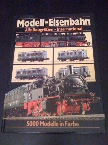 Modell-Eisenbahn alle Baugrössen - International: Bernhard Stein