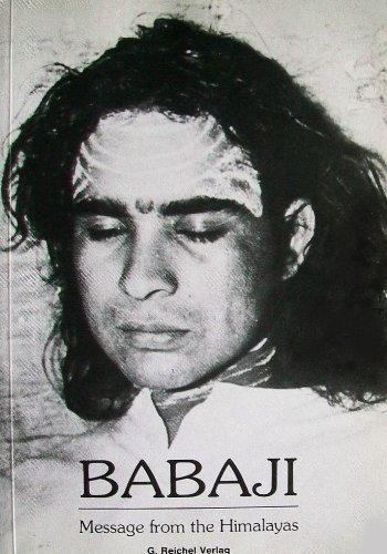 9783926388148: Babaji: Message from the Himalayas