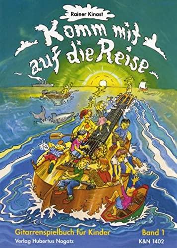 9783926440037: Komm mit auf die Reise. Ein Spiel- und Lernbuch für junge Gitarristen (Livre en allemand)
