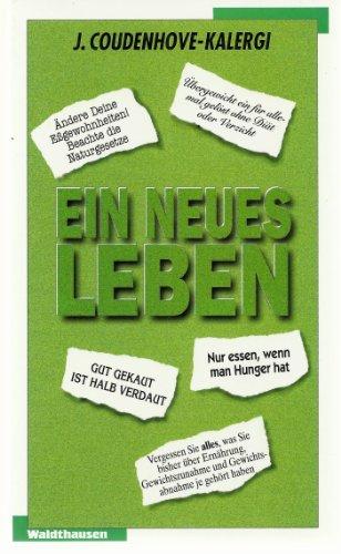 Ein neues Leben: Jakob Coudenhove-Kalergi