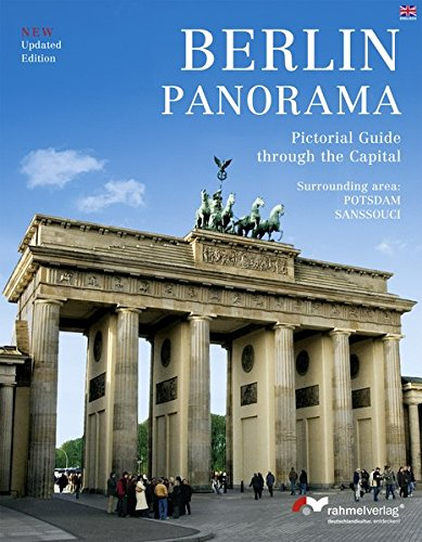 9783926526816: Berlin Panorama - The city palaces, churches and museums