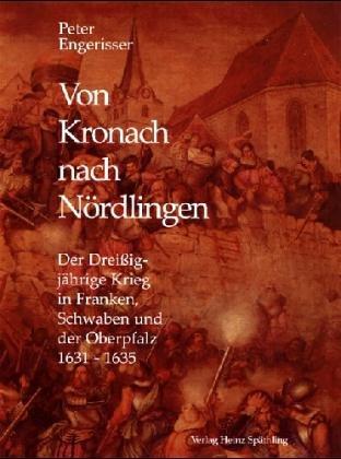 9783926621320: Von Kronach nach Nördlingen