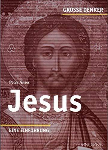 9783926642561: Große Denker - Jesus: Eine Einführung
