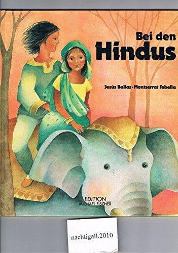 9783926651181: Bei den Hindus