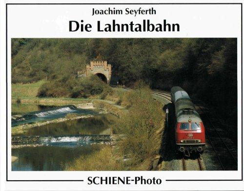 9783926669070: Die Lahntalbahn