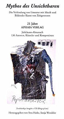 9783926677686: Beckelmann, J: Mythos des Unsichtbaren 2 Bde. mit CD-ROM