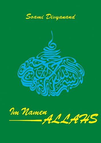 9783926696298: Im Namen Allahs