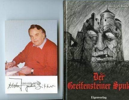 9783926727015: Der Greifensteiner Spuk. Eine fast wahre Geschichte