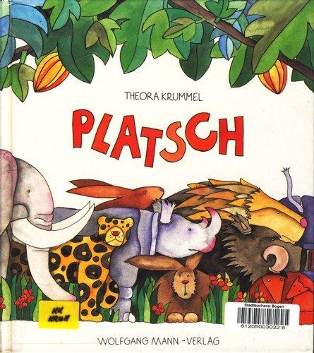 9783926740496: Platsch